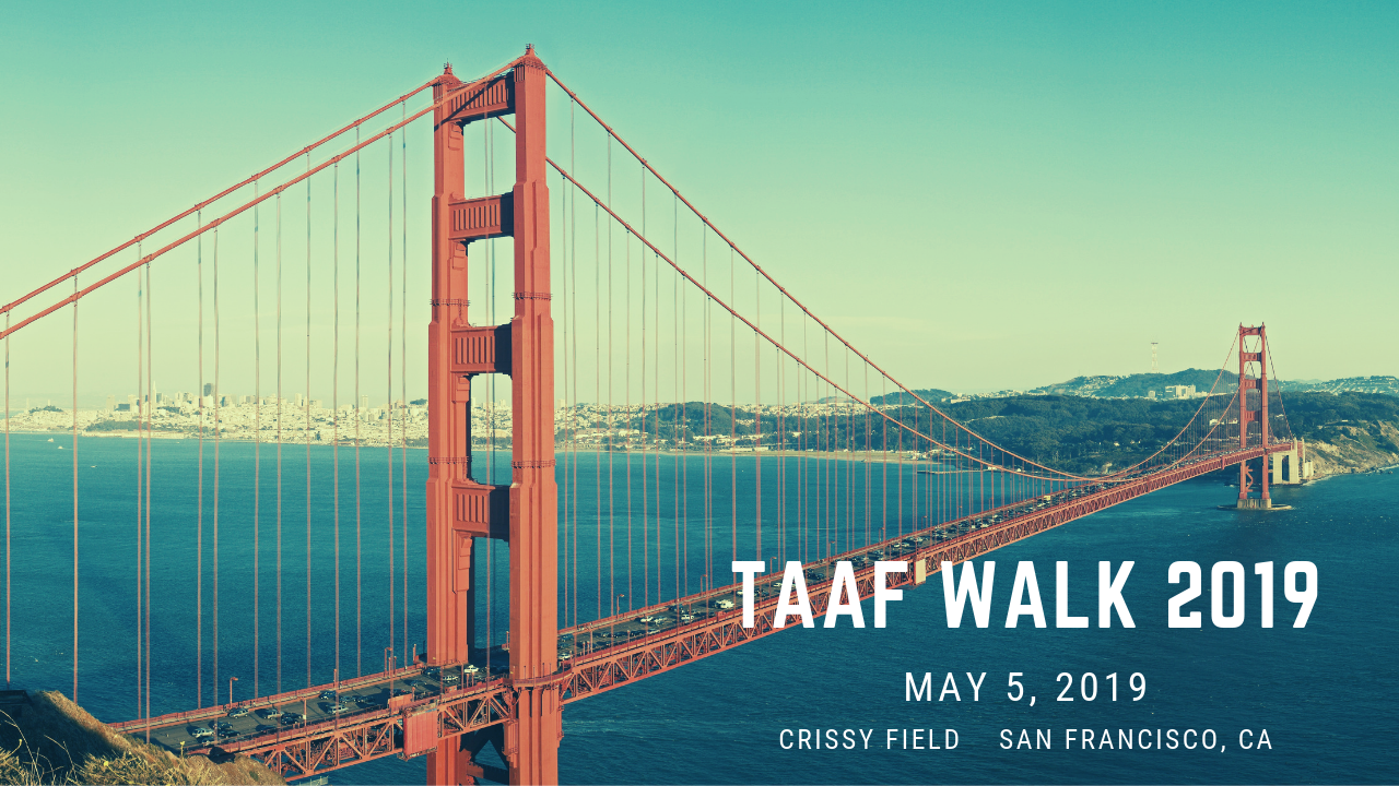 TAAF Walk 2019