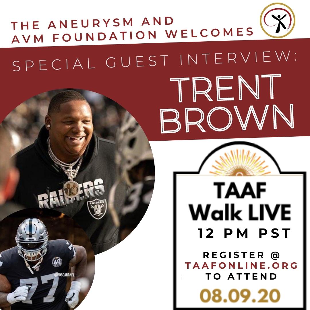 The Greatest Underdog--Trent Brown